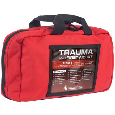 Class A Trauma and First Aid Kit