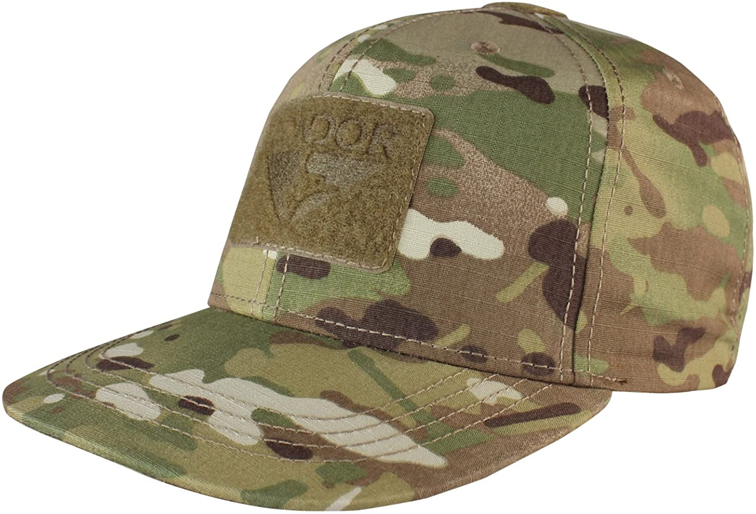 Condor Flat Bill Snap Back Hat