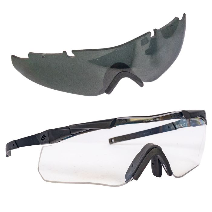 North American Rescue Aegis Echo II Ballistic Glasses