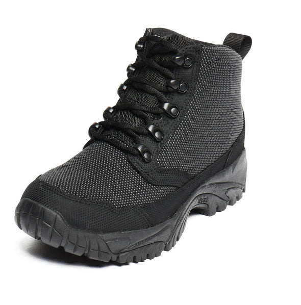 "ALTAI Black Tactical Waterproof 6"" Boots (MFT200-S)"