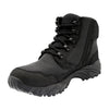 "ALTAI Black Tactical Waterproof Side Zip 6"" Boots (MFT200-ZS)"