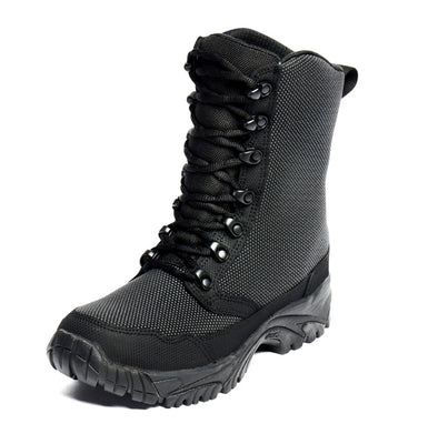 "ALTAI Black Tactical Waterproof 8"" Boots (MFT200)"