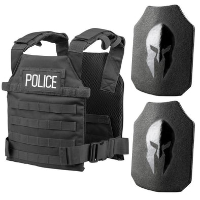 AR550 Level III+ Active Shooter/Police Gear Package