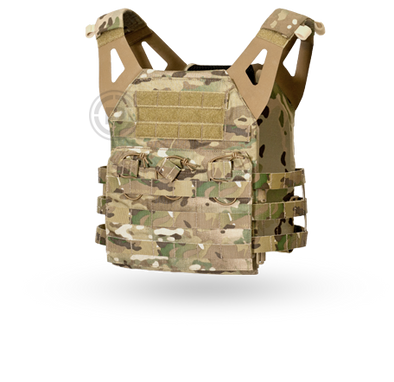Jumpable Plate Carrier (JPC)