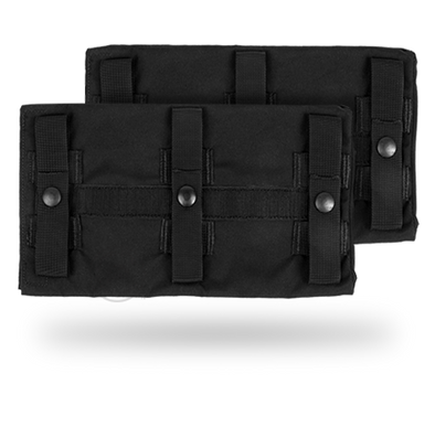 Jumpable Plate Carrier™ Long Side Armor Pouch Set