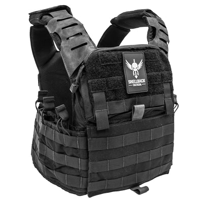 Shellback Tactical Banshee Elite 2.0 Lightweight Bullet Proof Vest Plate Carrier