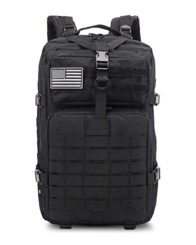 Bulletproof Zone Tactical Assault Backpack