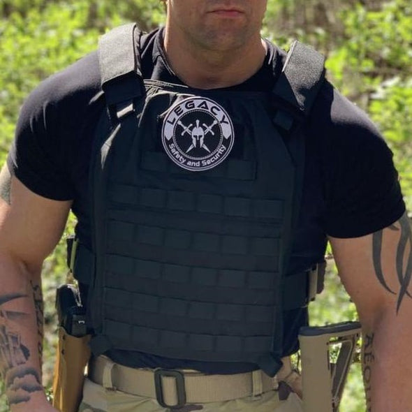 Legacy Level IIIA Tactical Vest