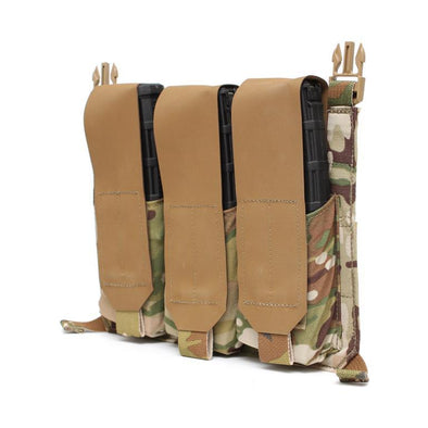 LBX Tactical Lightweight Triple M4 Panel