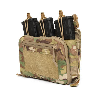 LBX Tactical Low Pro Mag/Utility Fast Clip Panel