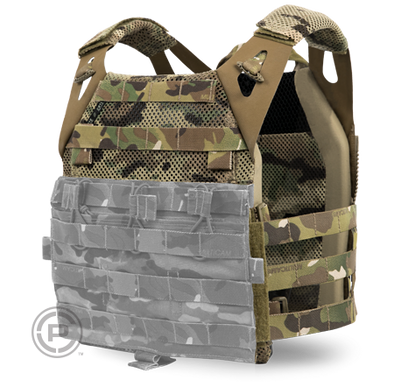 Jumpable Plate Carrier™ Maritime Swimmer Cut