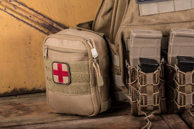 Spartan Armor Systems Individual First Aid Kit (IFAK)