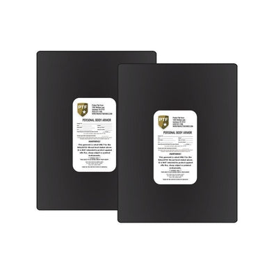 GS3A06 Level IIIA Soft Armor Trauma Plate