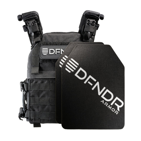 DFNDR Quick Release Plate Carrier Package (Large Carrier)