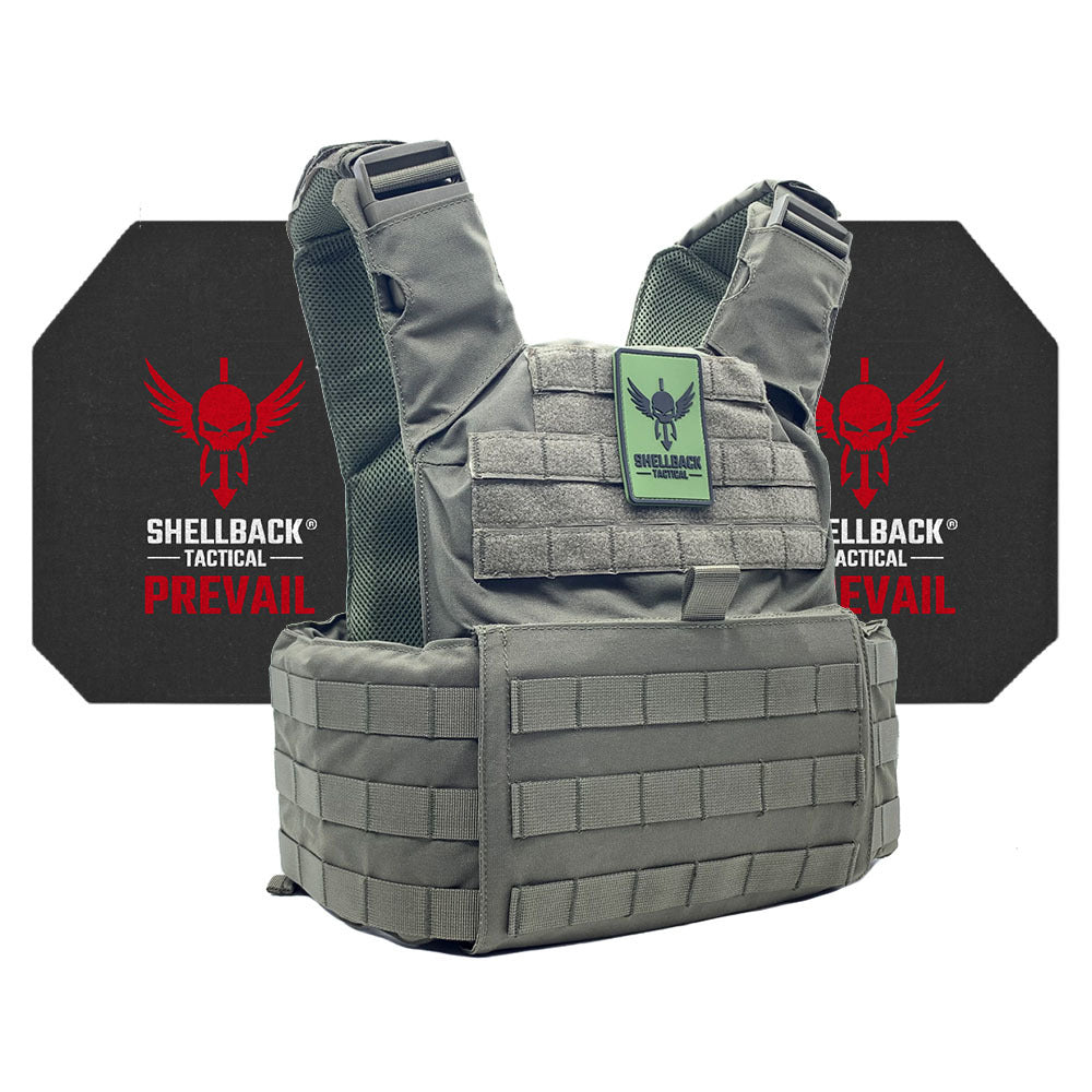 Shellback Tactical Skirmish Active Shooter Kit With Level IV 4S17 Plates