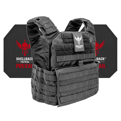 Shellback Tactical Banshee Active Shooter Kit With Level IV 4S17 Plates