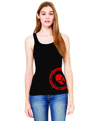 Women's Cocked Tank