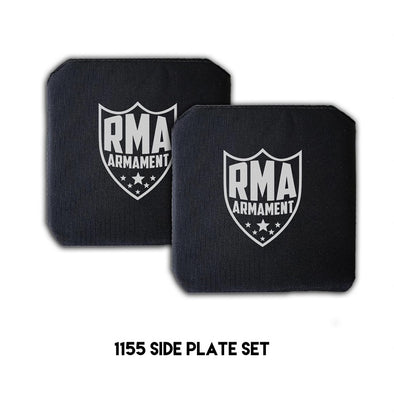 RMA Defense Level IV 6″X 6″ Side Plate Set of 2