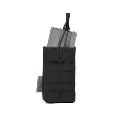 Warrior Assault Systems Single MOLLE Open 5.56mm Mag Pouch