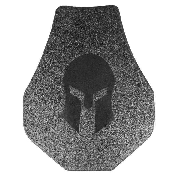Spartan Armor AR550 Level III+ Body Armor 11x14 Swimmers Cut - Set Of Two