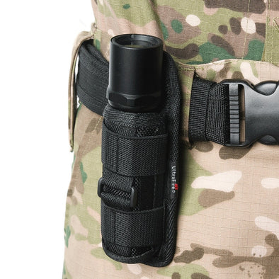 Rotatable Flashlight Holster Pouch