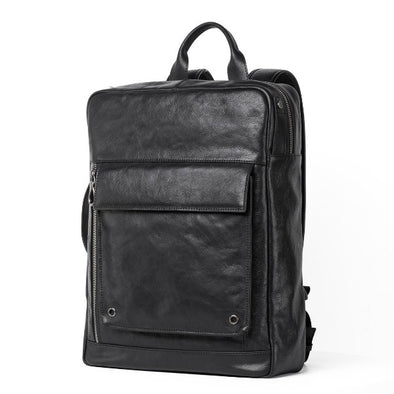 Vestpak Urban Executive Level IIIA Leather Buiness Backpack