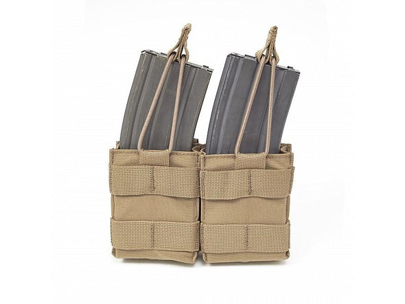 Warrior Assault Systems Double Snap M4 5.56 Mag Pouch