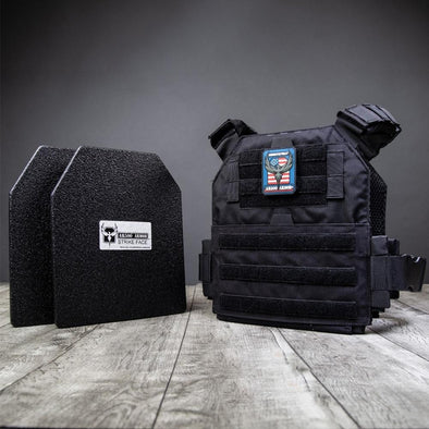 AR500 Armor Veritas Standard Issue Package