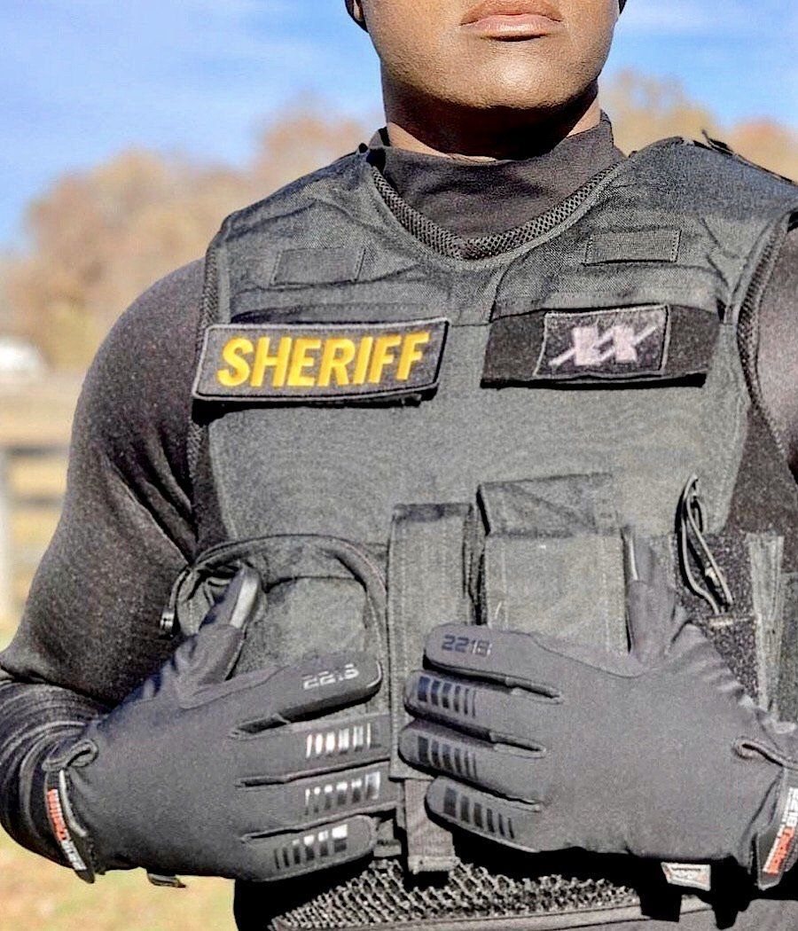 221B Tactical Agent Gloves 2.0 Elite - Thermal & Water Resistant