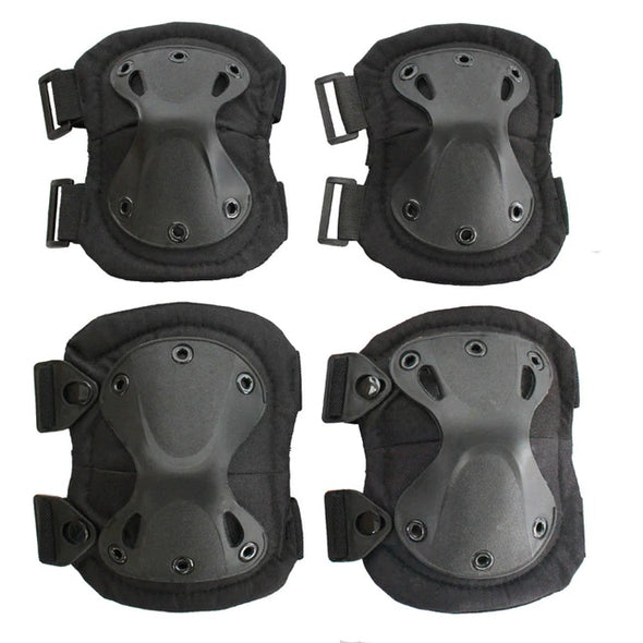 Bulletproof Zone Tactical Elbow and Knee Pad Set