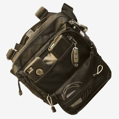 Bullet Blocker Level IIIA Chest Rig Bag