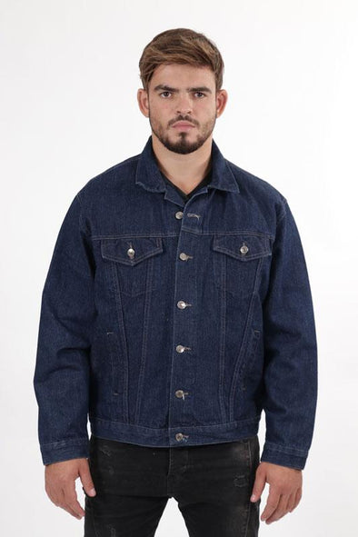 Bulletproof Zone Level IIIA Lightweight Bullet Proof Denim Jacket