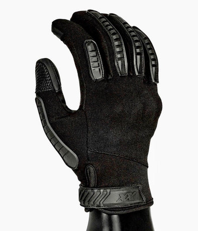 221B Tactical Commander Glove - Hard Knuckle Protection - Full Dexterity - Level 5 Cut Resistant