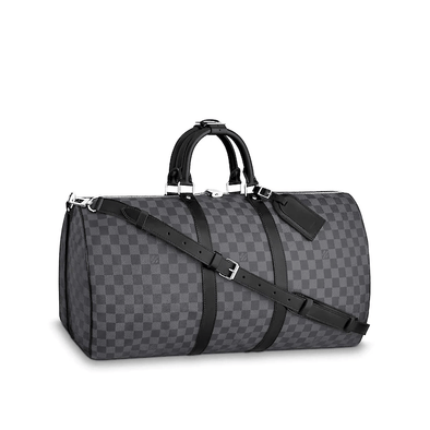 Louis Vuitton Level IIIA Bulletproof Keepall Bandouliere 55