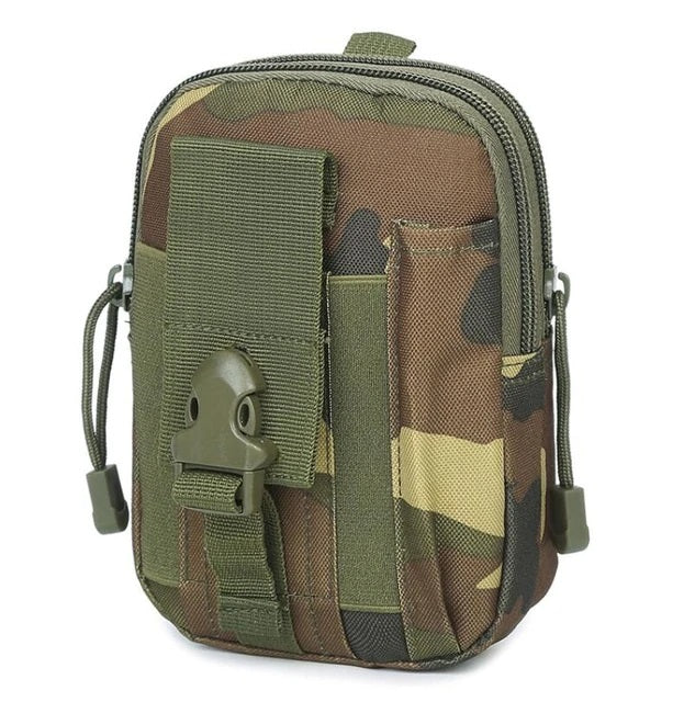 Tactical MOLLE Belt Phone Pouch