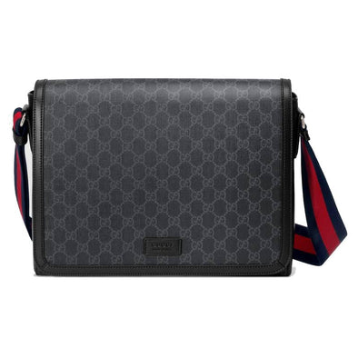 Gucci Level IIIA Bulletproof Supreme Messenger Bag