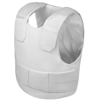 SafeGuard Armor Ghost Concealed Bullet Proof Vest Body Armor (Edge and Spike Proof Upgradeable)