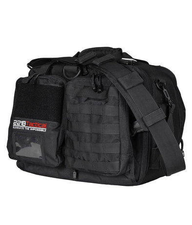 221B Tactical Hondo Bag - Amazing Storage, Compact, Highly-Expandable