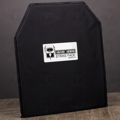 AR500 Armor Hybrid 10x12 Level IIIA Shooters Cut Soft Body Armor