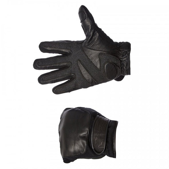 Blade Runner New Style Leather / Neoprene Gloves Without Knuckle Protection - Cut Resistance Level 2