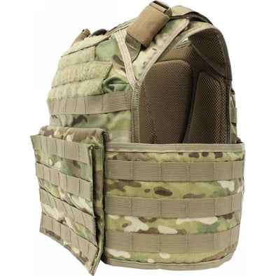 Plate Carriers - Force Defender: SAPI Plate Carrier