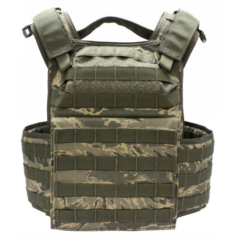 Protect the Force: Defender Scalable Bullet Proof Vest Plate Carrier