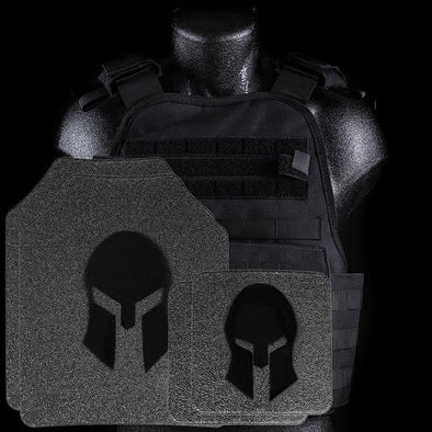 Plate Carriers - MOPC Plate Carrier And Level III AR500 Spartan Body Armor Platform