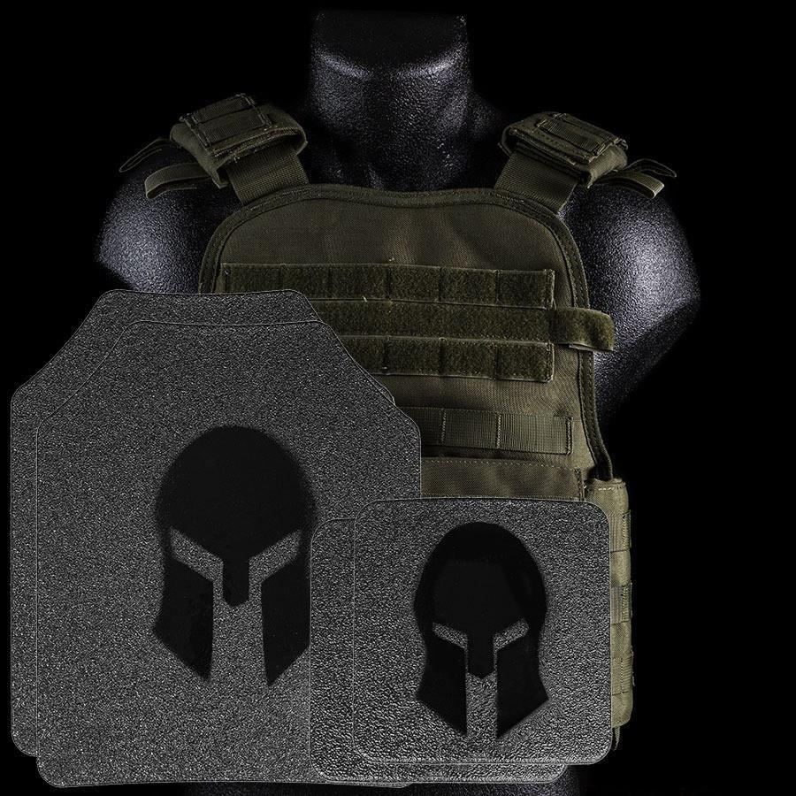 Plate Carriers - MOPC Plate Carrier And Level III AR500 Body Armor Platform