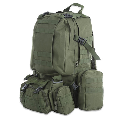 Bulletproof Zone Large Modular Outdoor Tactical Backpack