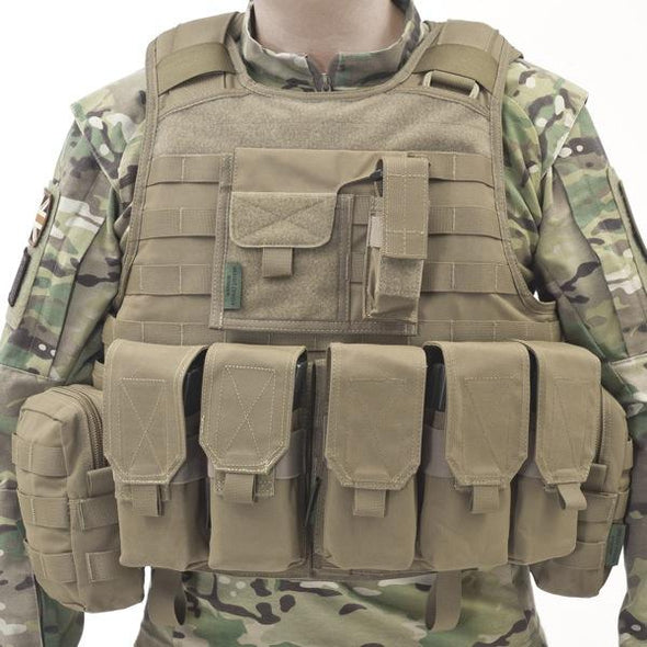 Warrior Assault Systems Raptor M4 Plate Carrier