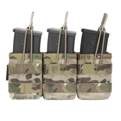 Warrior Assault Systems Triple MOLLE Open G36 Mag Pouch