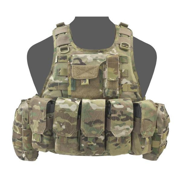 Warrior Assault Systems RICAS Compact M4 Plate Carrier