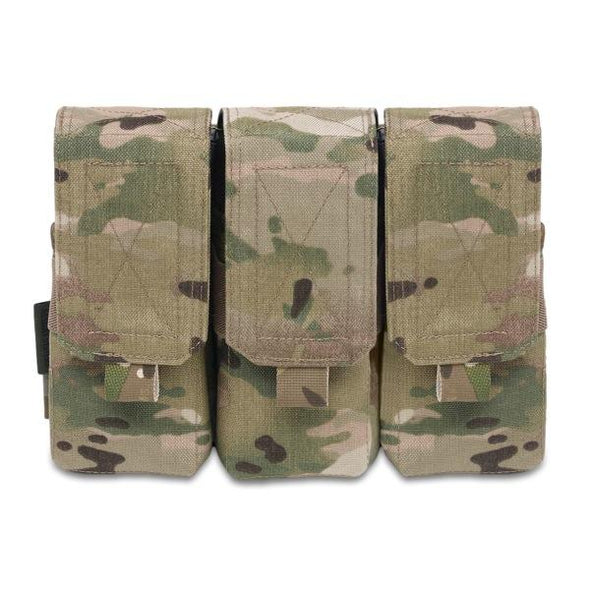 Warrior Assault Systems Triple M4 5.56mm Mag Pouch