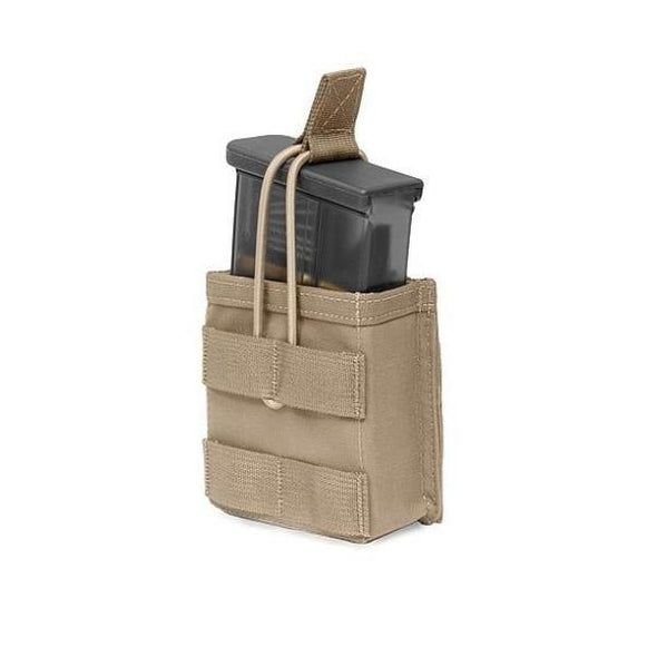 Warrior Assault Systems Single MOLLE Open Pouch H&K 417